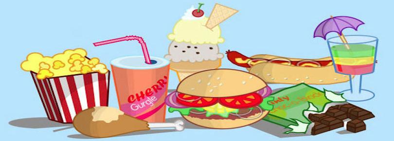 marketing e cibo spazzatura